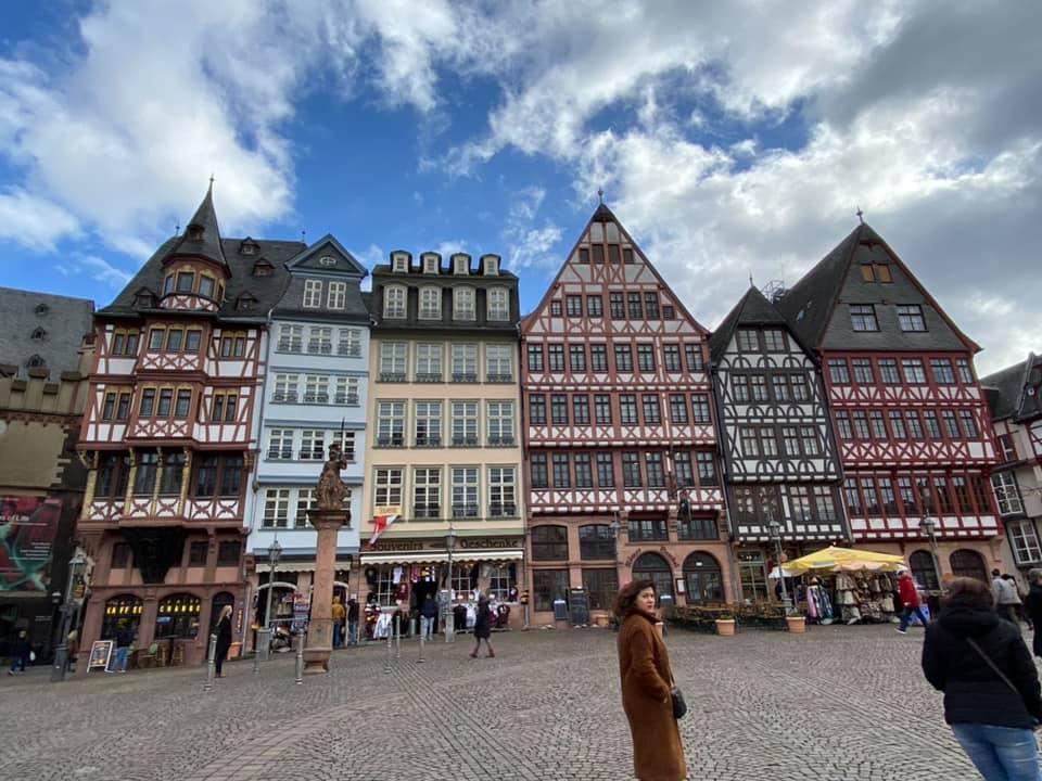 【ドイツ観光】:フランクフルト観光!最低3時間から1日あれば観光できちゃいます