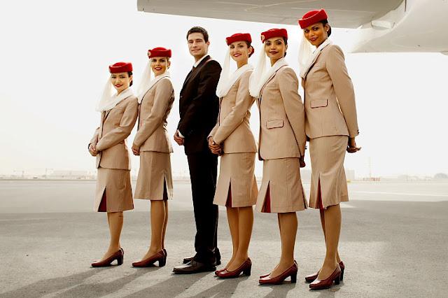 【番外編】個人的に素敵*可愛いと思う航空会社の制服ランキング5選