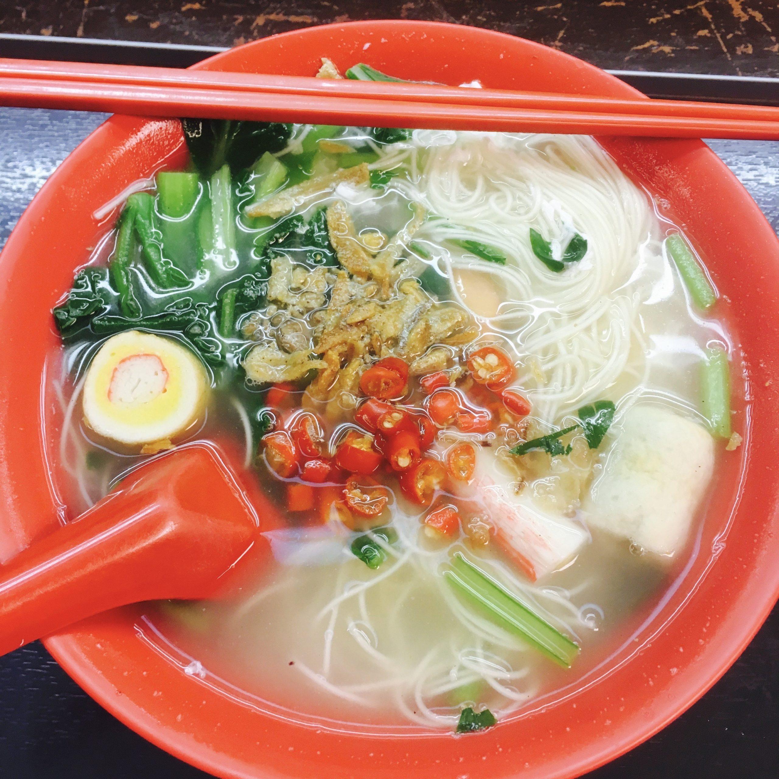 【SQ番外編】STC(シンガポール航空訓練センター)の社食ってシンガポール一美味しい!?社食紹介します